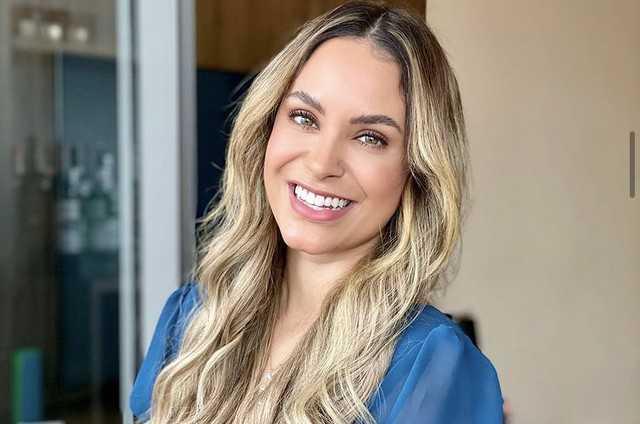 Sarah Andrade (Foto: Reprodução/Internet).