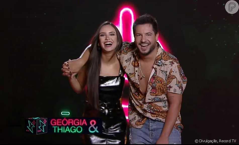 Geórgia e Thiago