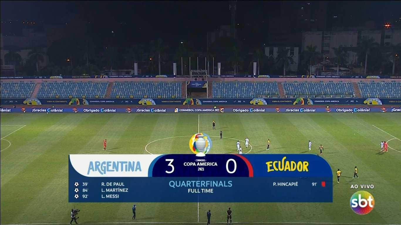 SBT Copa América
