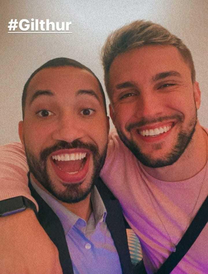 Arthur e Gilberto