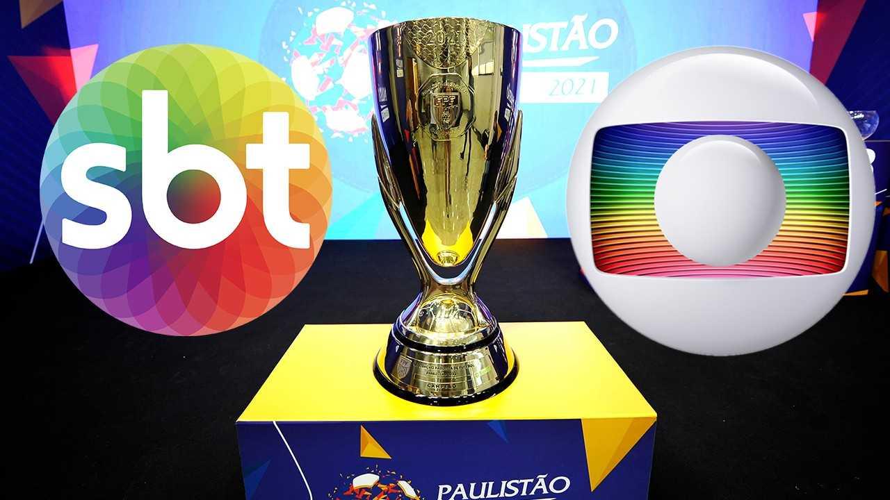 globo sbt disputam campeonato paulista gaucho 6727